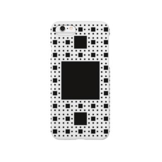 Fractal Sierpinski Carpet Smartphone cases