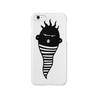 ナガタクン Smartphone cases