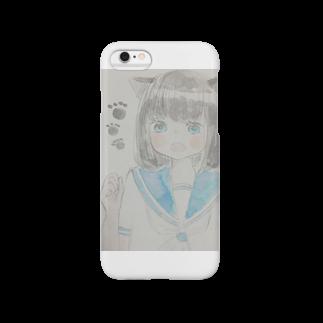 Sae_39921のねこみみJK Smartphone cases