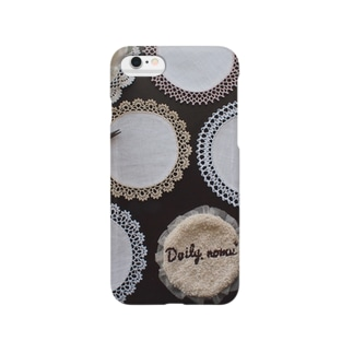 Doily party Smartphone cases
