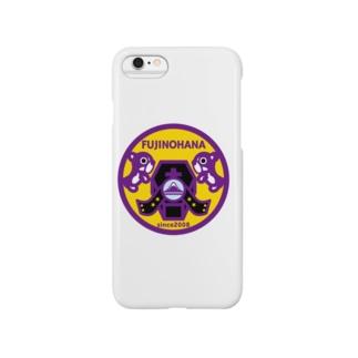 パ紋No.2736 FUJINOHANA Smartphone cases