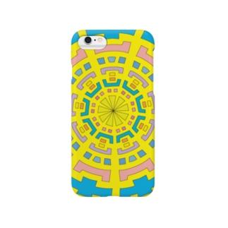 yel1 Smartphone cases