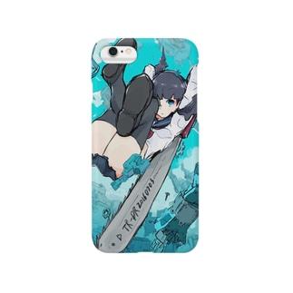 チェーンソー Smartphone cases