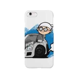 アート君 Smartphone cases