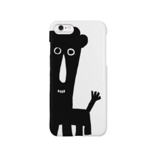 アンドウサン Smartphone cases