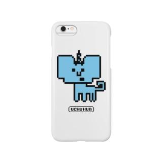 イッカクン8BIT Smartphone cases
