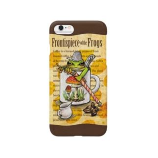 Teacup Frog Smartphone cases