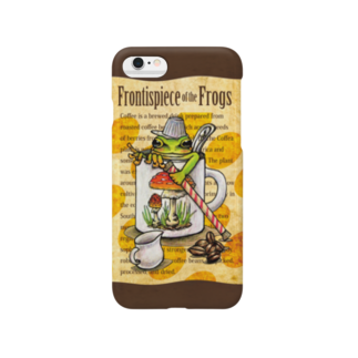 引田玲雄 / Reo HikitaのTeacup Frog Smartphone cases
