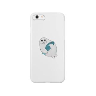 きゅなざらし Smartphone cases