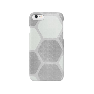 HACHINOSU_white Smartphone cases