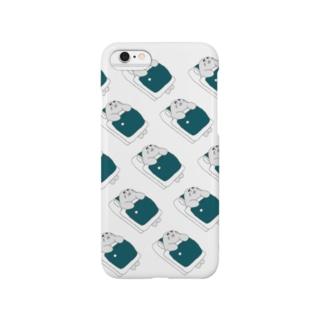 きゅなざらし(おねむ) Smartphone cases
