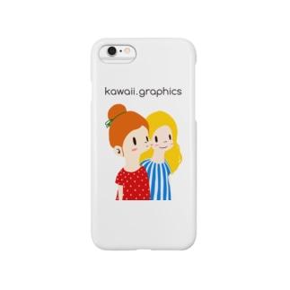 kawaii.graphics スマートフォンケース