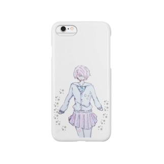 rizakuraのじょしこうせい Smartphone cases