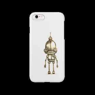 ひなせの1人きりロボット Smartphone cases