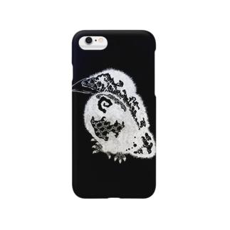 ベイビーヤタガラス Smartphone cases