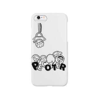 ぺこキャッチャー Smartphone cases