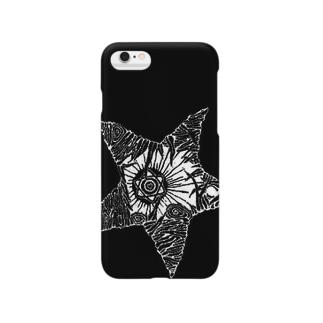 ヒトデ Smartphone cases
