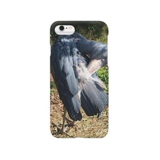 ハシビロさんの身仕度 Smartphone cases