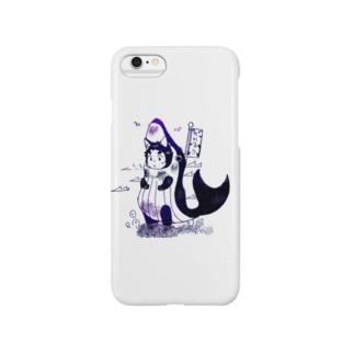 きぐるみくじら Smartphone cases