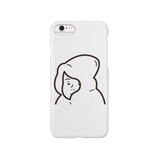 寝起き Smartphone cases