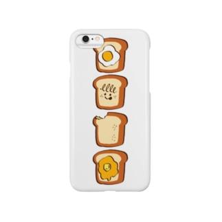 いろんなトースト Smartphone cases