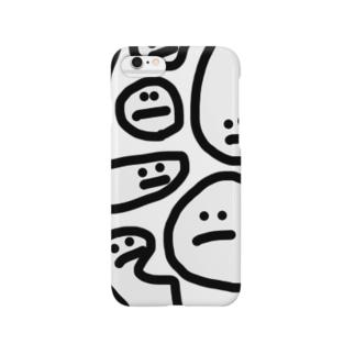 得体の知れない物々 Smartphone cases