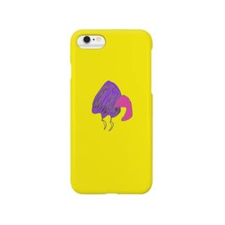 コンドルさん Smartphone cases