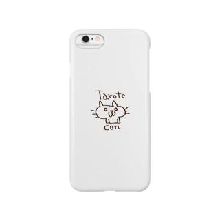 タロテコンロゴ(スクエア) Smartphone cases