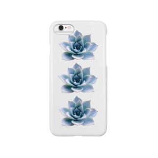 プラチナドレス Smartphone cases