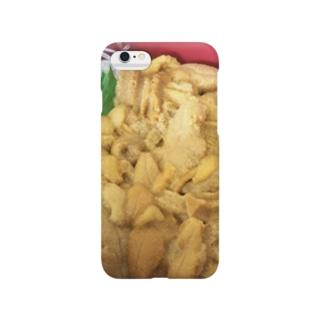 雲丹 Smartphone cases