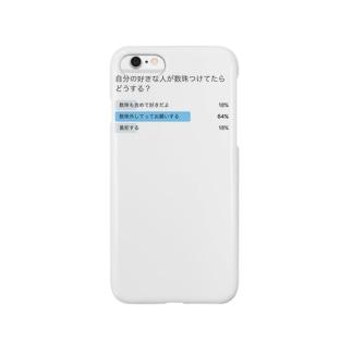 アンケート結果が出ました Smartphone cases