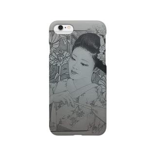 優雅に…そして華やかに Smartphone cases