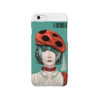 Bugs Girl - No.02 Smartphone cases