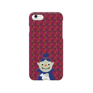 お菓子作りモンスター(吸血鬼) Smartphone cases