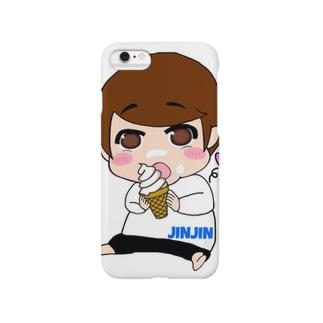 じんじんiPhoneケース Smartphone cases