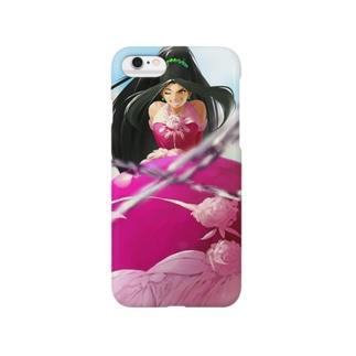 闘技演武【公式グッズ】MGF14ビューティーエステル Smartphone cases