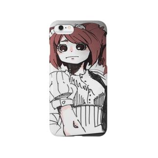 赤髪ちゃんスマホケース Smartphone cases