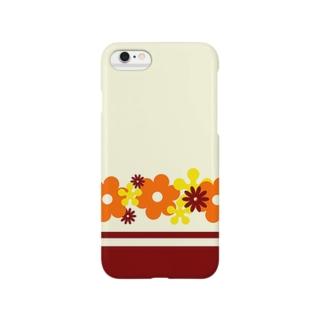 昭和レトロ01 Smartphone cases
