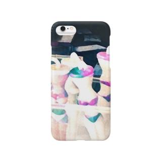 せくしー&ぷりてぃー Smartphone cases