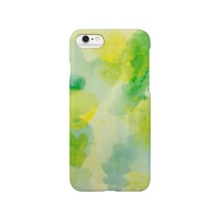 レモングラスの午後 Smartphone cases