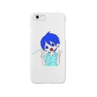 青カビゲームちゃんねるグッズ Smartphone cases