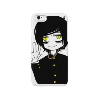 自殺ウィル Smartphone cases