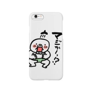 お相撲 ほっこり部屋iphone6ケース Smartphone cases