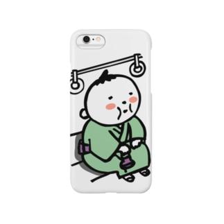 お相撲ほっこり部屋iphone6ケース Smartphone cases