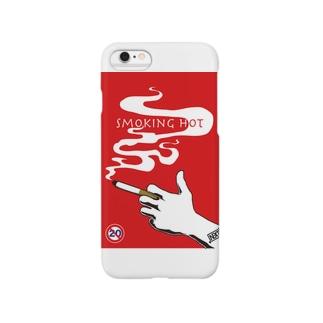 SMOKING HOT. Smartphone cases