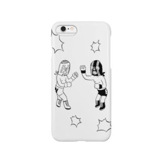ルチャリブレ Smartphone cases