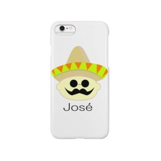 ホセ Smartphone cases
