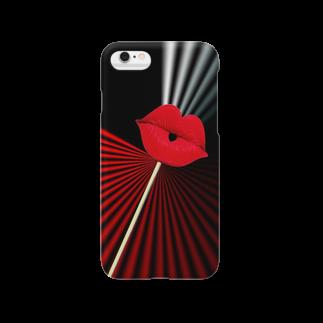 hoorooのキス14 Smartphone cases
