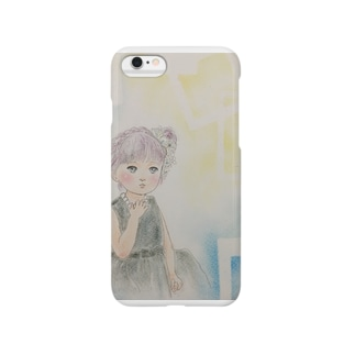 レディみーたん Smartphone cases