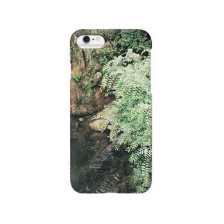 木と水 Smartphone cases